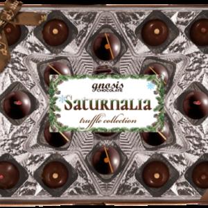 Gnosis Organic Dark Chocolate:  Saturnalia Collection