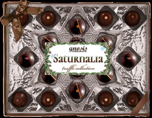 Gnosis Chocolate: Saturnalia Collection