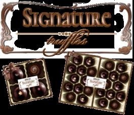 Gnosis Chocolate: Signature Truffles