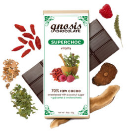 Gnosis Chocolate: SuperChoc Bar