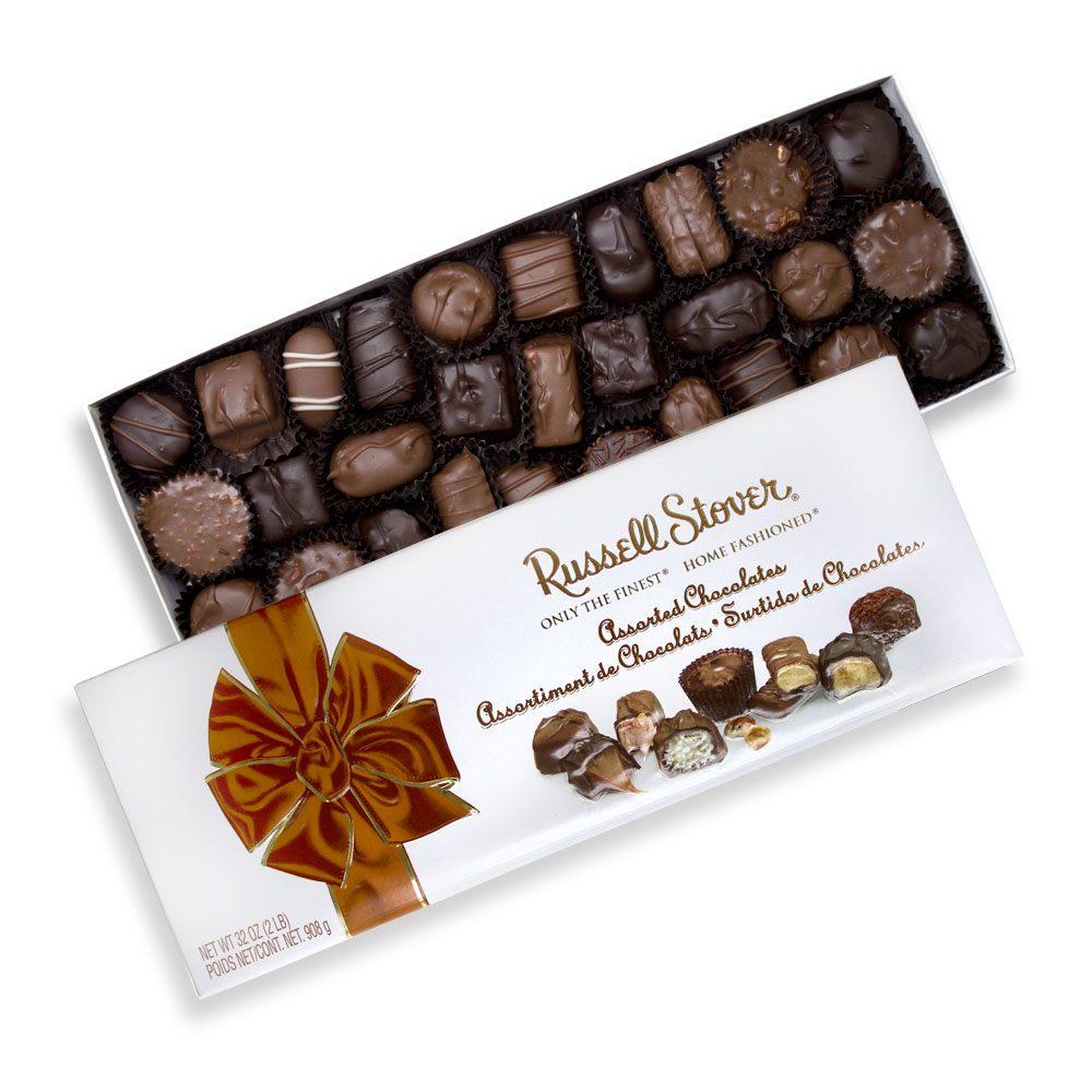 RS_Assorted Chocolates, 32 oz. Box