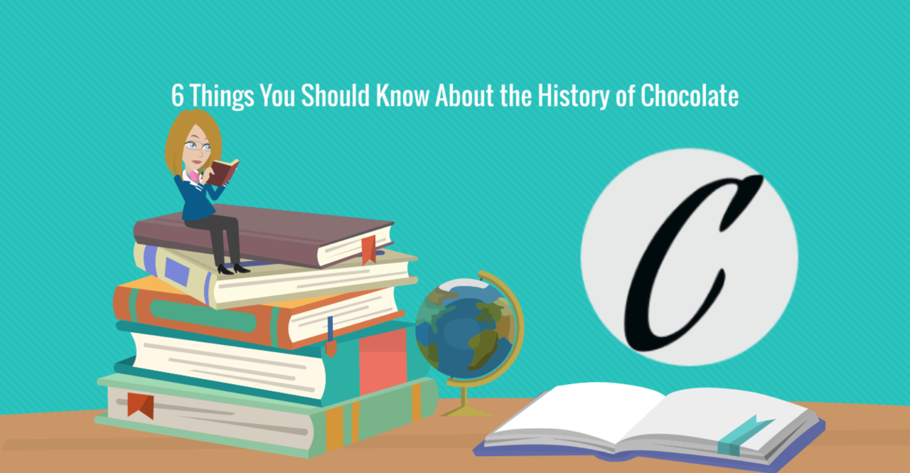 6 things you should know about the history of chocolate