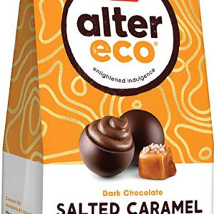 Alter Eco:  Salted Caramel Truffles  4.2 oz bag