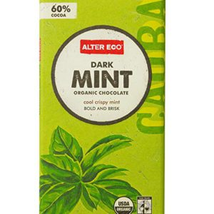 Alter Eco – Dark Mint Organic Chocolate – 2.82 oz