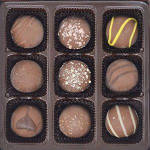Eat Like A Hero – Vegan Chocolate Truffles