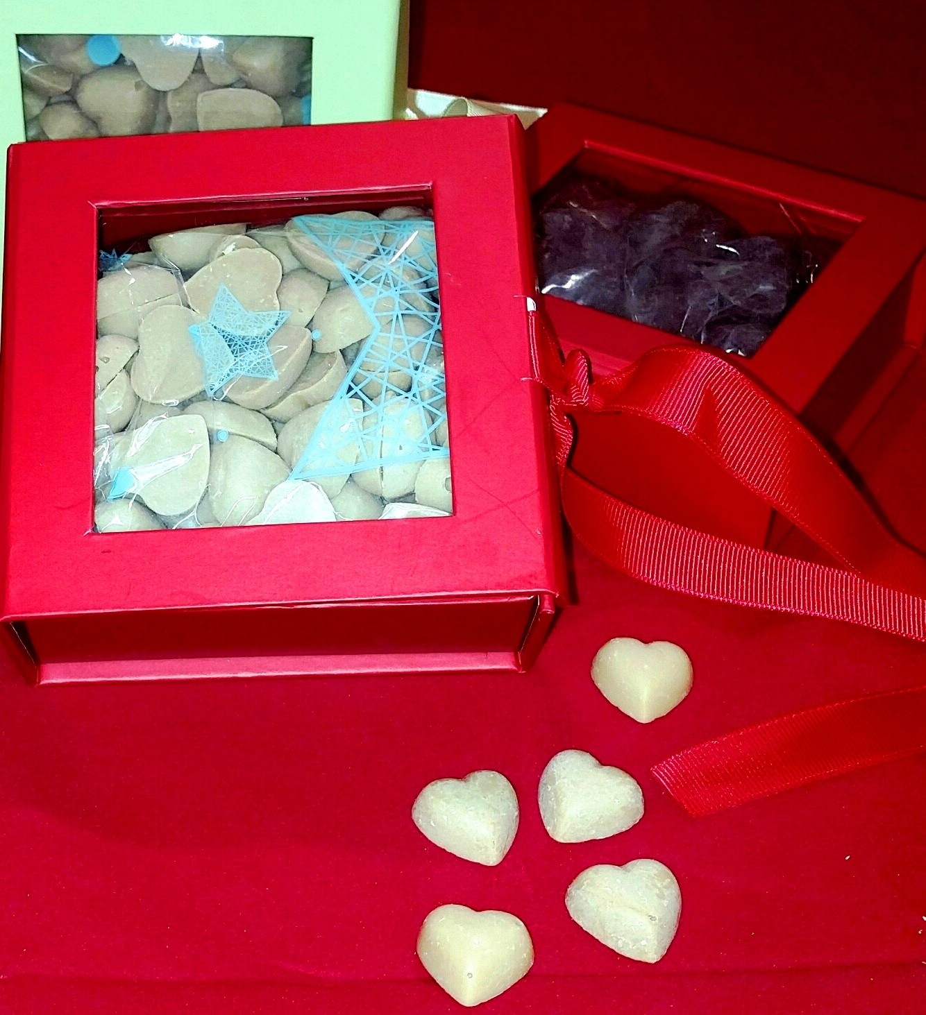Mini Hearts Holiday Box