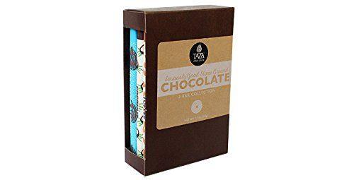 Taza Chocolate 3 Bar Variety Pack