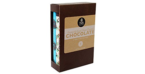 Taza Chocolate | Amaze Bar | Seriously Good 3 Bar Variety Pack