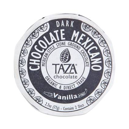 Taza Vanilla Chocolate Mexicano Discs
