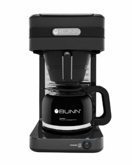 BUNN CSB2G Speed Brew Elite Coffee Maker Gray – FREE SHIPPING w/Prime