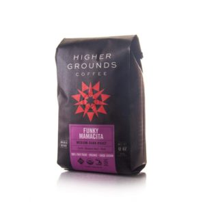 HIGHER GROUND ROASTERS Funky Mamacita Blend, 12 Ounce
