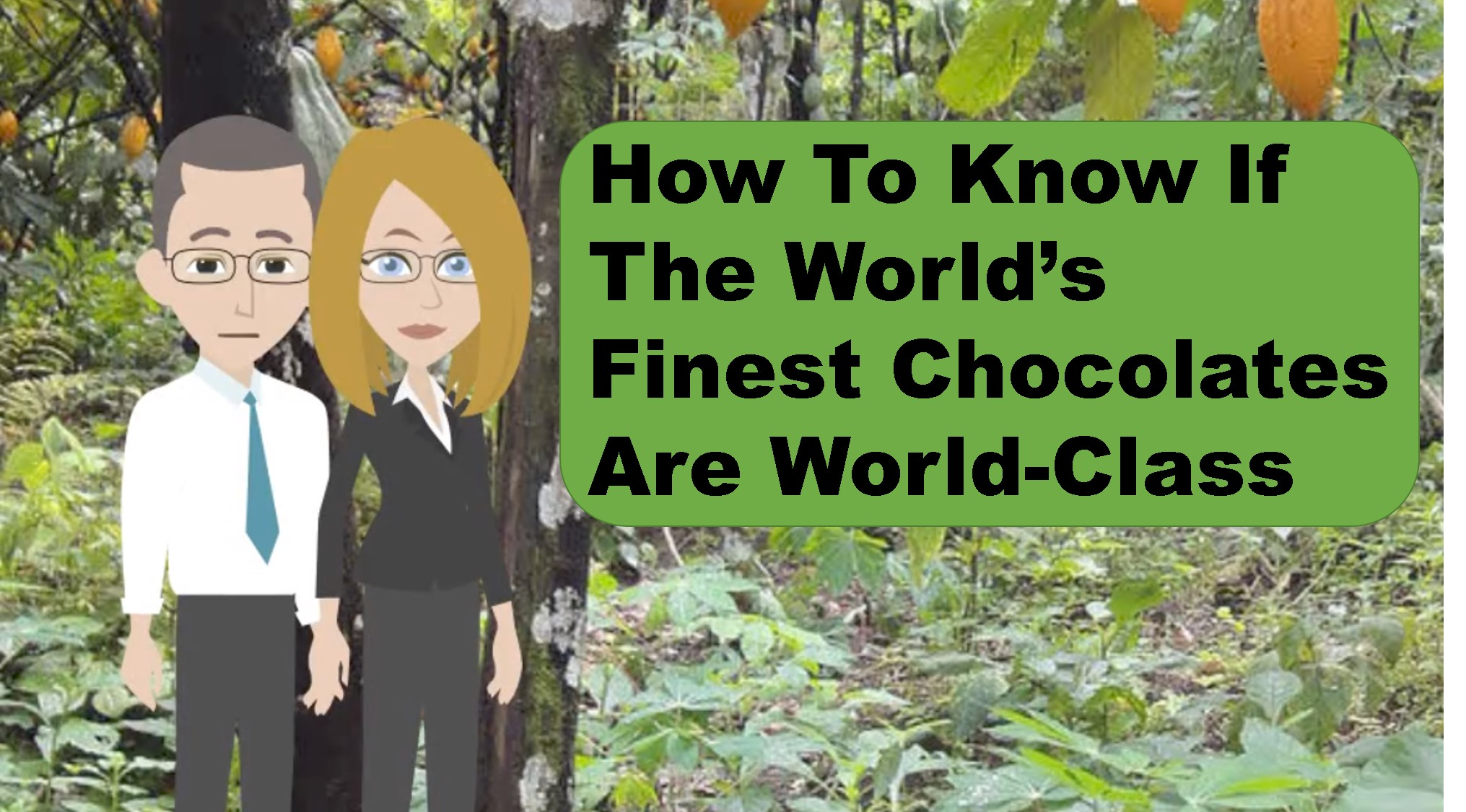 How To Know If The World's Finest Chocolates Are World-Class