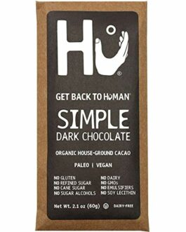 Hu Chocolate Bars | 4 Pack Simple Chocolate – FREE SHIPPING w/Prime