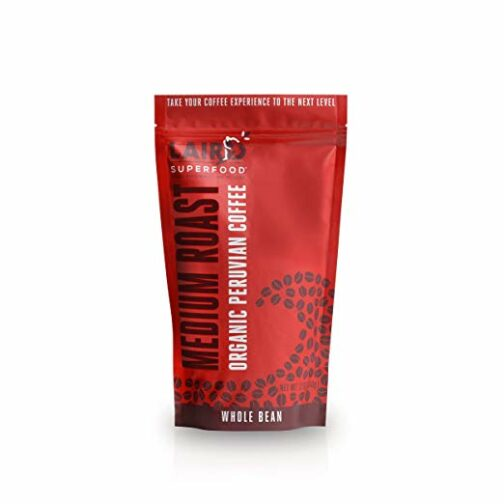 Laird Superfood Organic Whole Bean Coffee - 12 oz Bag