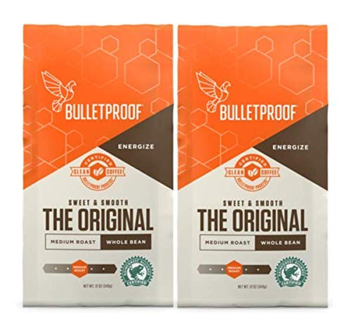 Bulletproof Whole Bean - 12 oz - Pack of 2