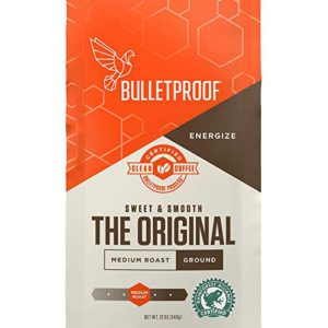 Bulletproof, Coffee The Original Ground, 12 Ounce – FREE SHIPPING w/Prime