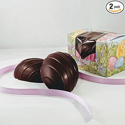 Creek House Chocolate Organic Vegan Truffle Easter Eggs