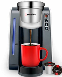 Mueller Ultima Single Serve K-Cup Coffee Maker – FREE SHIPPING w/Prime