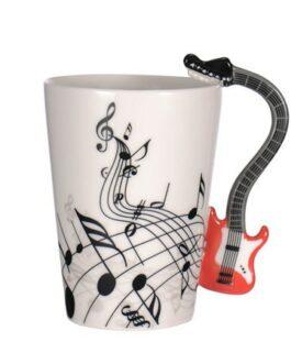 Guitar Coffee Mug – FREE SHIPPING