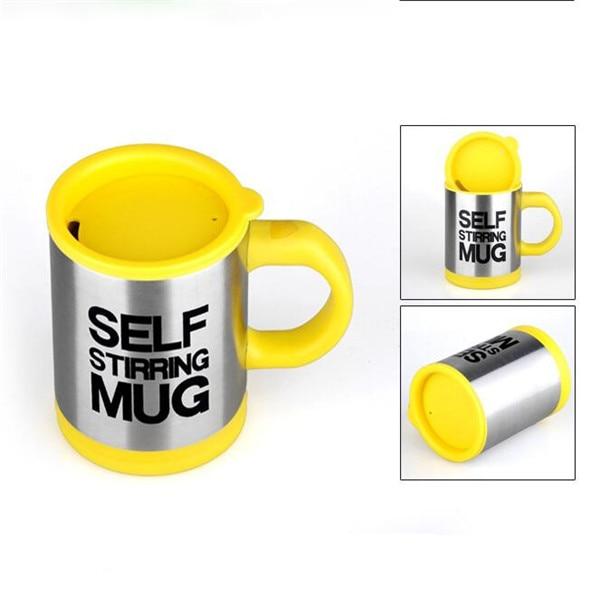 Yel Self-stirring Mug
