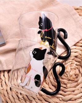 Very Cute 8.5 oz Cat Milk or Coffee Mug – FREE SHIPPING
