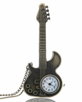 FREE Guitar Shaped Pocket Watch – Just Pay S&H