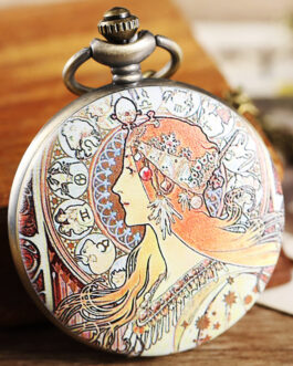 Beautiful Pocket Watches for Men or Women – FREE SHIPPING