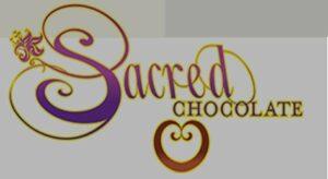 Sacred Chocolate Banner